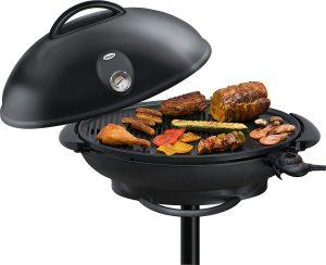 Steba VG 350 Barbecue a colonna con coperchio