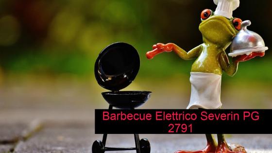 Recensione Barbecue Elettrico Severin PG 2791
