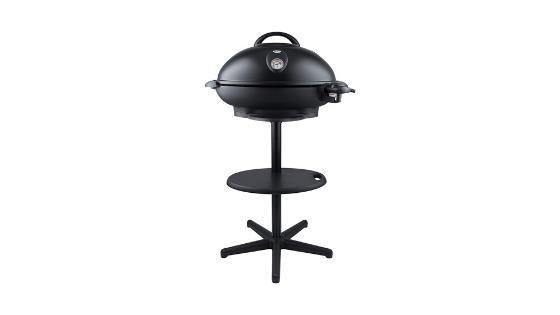 Barbecue a Colonna con Coperchio Steba VG 350